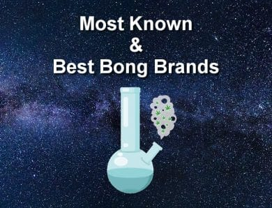 Most Known And Best Bong Brands Worldwide