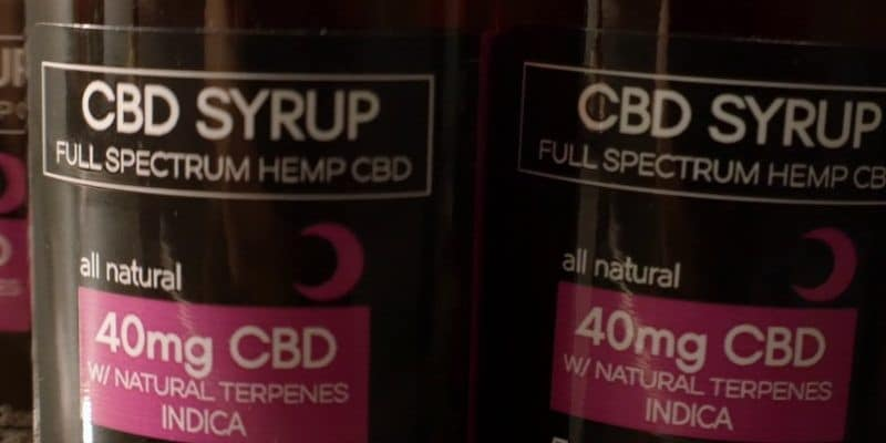 CBD Lean Syrup