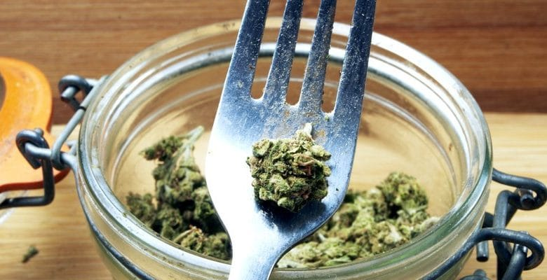 Eating Weed – Do You Get High From Eating Raw Weed?