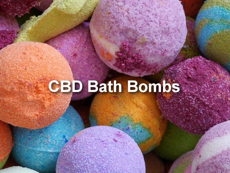 CBD Bath Bombs: An Easy & Sensible Recipe