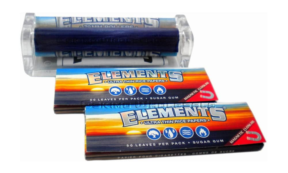 Elements Joint Rolling Machine