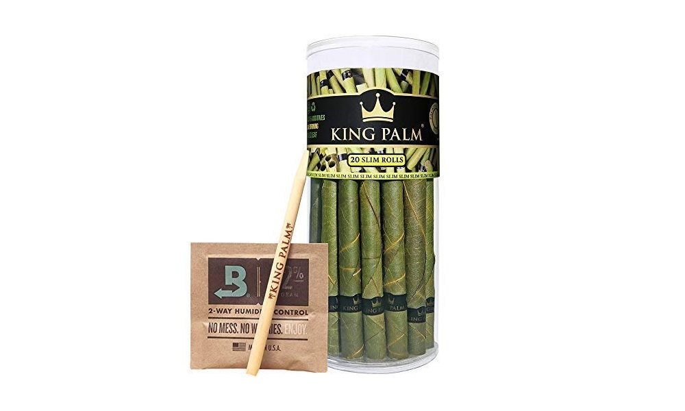 King Palm Cones