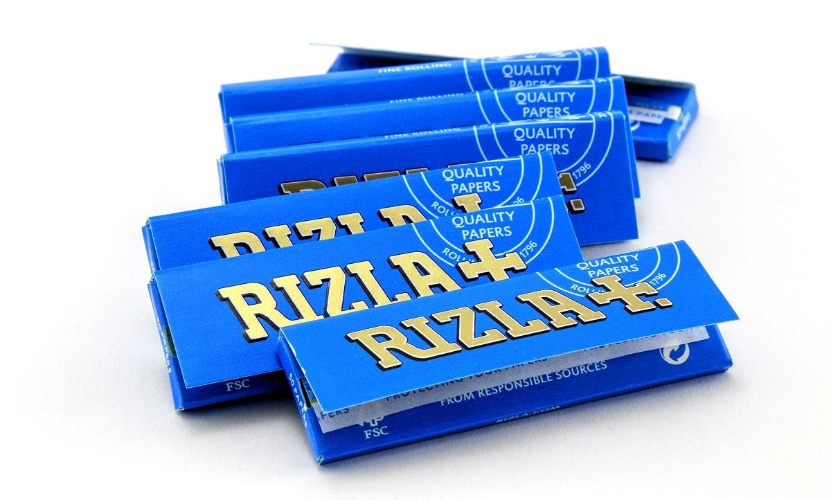 Rizla+ Rolling Papers