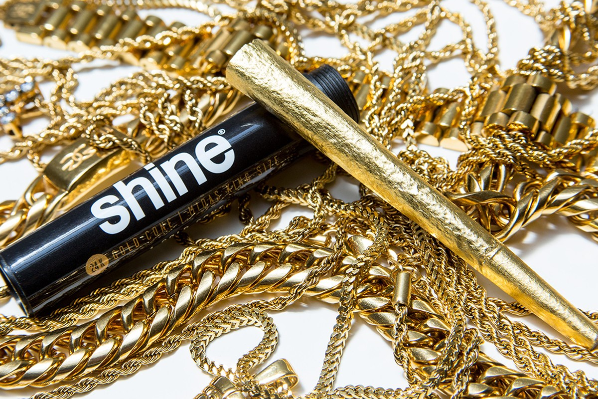 Shine 24k Papers