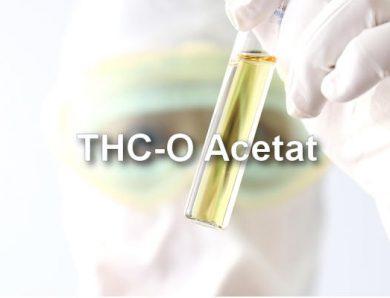THC-O Acetate: 300% More Potent Than THC