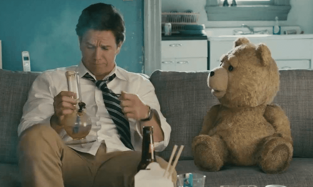 Ted 1 and 2