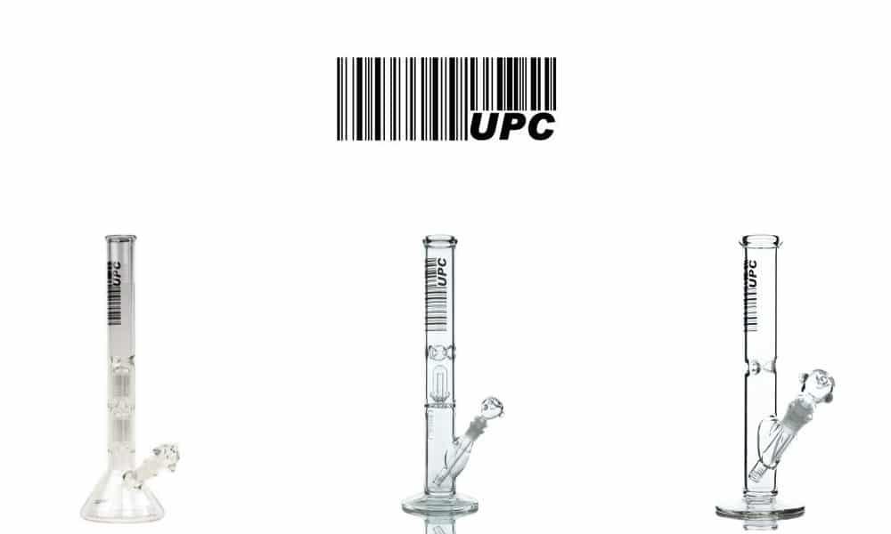 UPC Glass Bongs