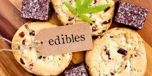 cannabis cookie edibles
