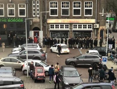 Netherlands People Highest Priority Before The Corona-Lockdown Was Buying Weed