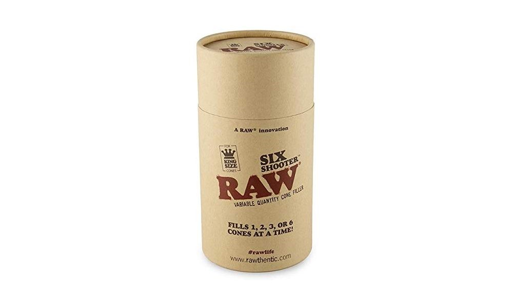 Raw Six Cone Shooter