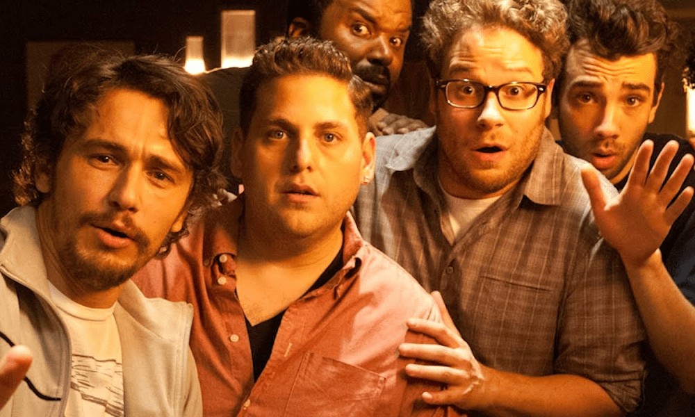 This Is The End With Seth Rogan