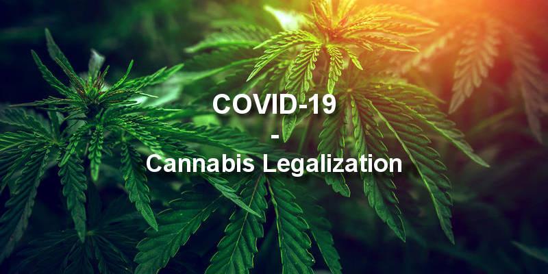 Coronavirus Could Accelerate US Cannabis Legalization