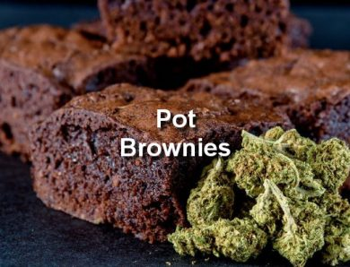 Easy & Tasty Pot Brownie Recipe (DIY)