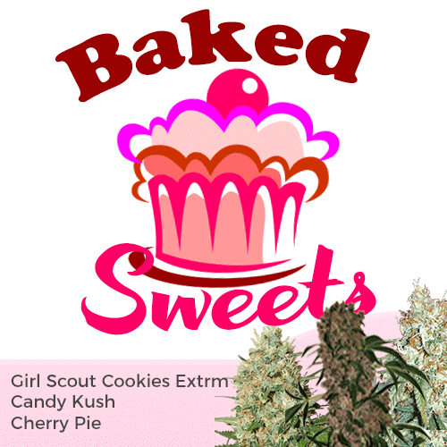 Baked Sweets Mixpack